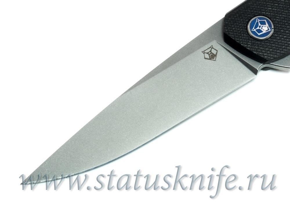 Нож Широгоров 111 S30V G10 черная MRBS - фотография