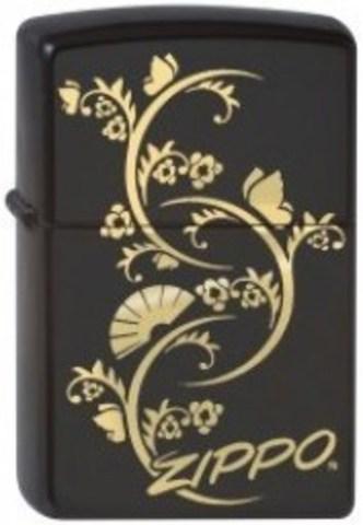 Зажигалка Zippo Floral