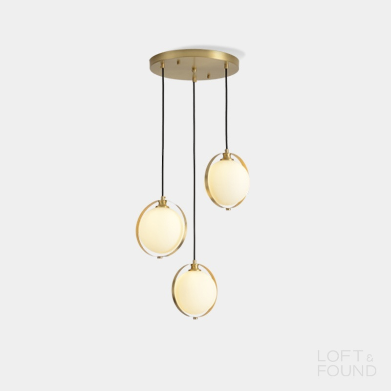 Подвесной светильник Poise Lampatron style