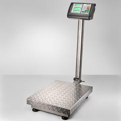 Весы электронные торговые платформенные напольные Delta до 300 кг ТВП-300С