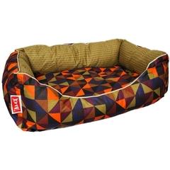 Лежанка для животных, Mr. Alex, сатин 65*45*20, прямоугольная, Comfort  №3