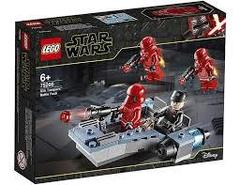 Lego konstruktor Star Wars Sith Troopers# Battle Pack