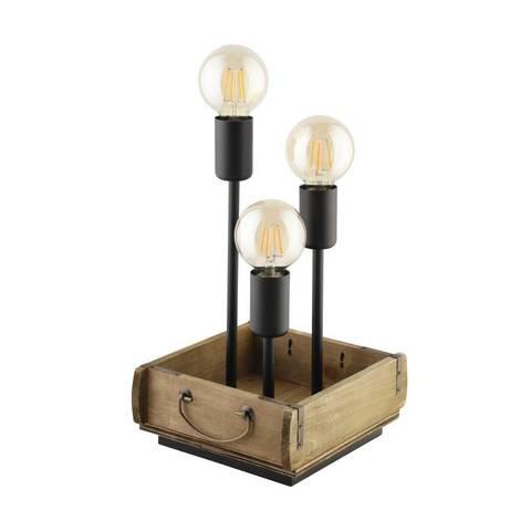 Настольная лампа Eglo WOOTTON 43594