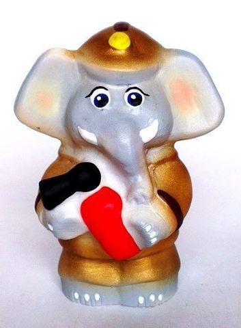 Слон пожарный 13см/СИ-490