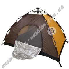 Палатка-автомат туристическая 2 м*2 м (9 расцветок)
