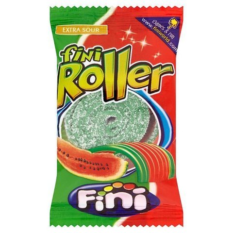 Мармелад Fini Roller арбуз 20 гр