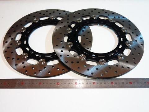 Тормозные диски Yamaha XJ600 TDM900 XJR1300 FJR1300