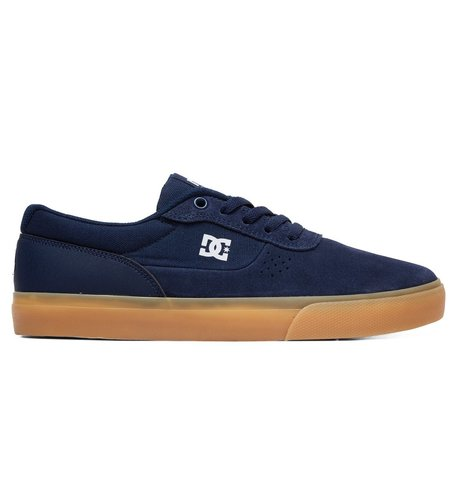 Кеды DC SWITCH  M SHOE NGM NAVY/GUM