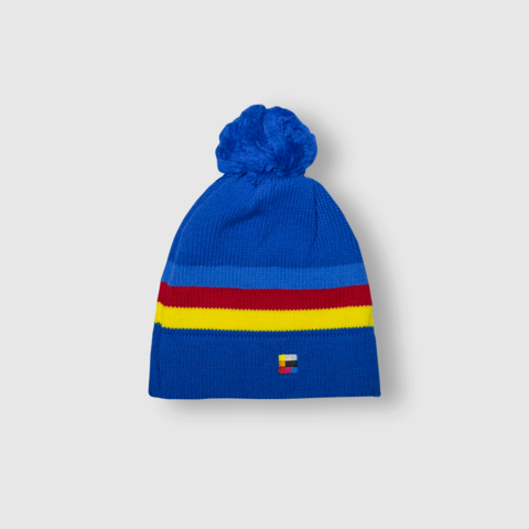 Шапка Coal Freezin royal blue