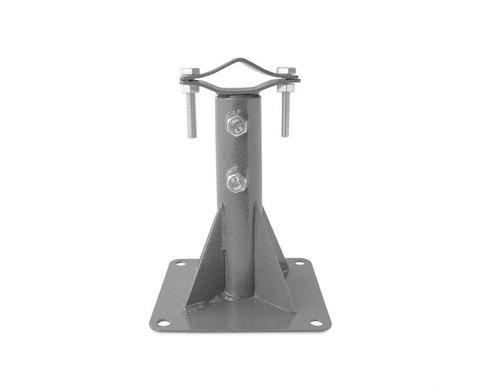 Кронштейн телескопический для мачт 20/30 площадка 170*170