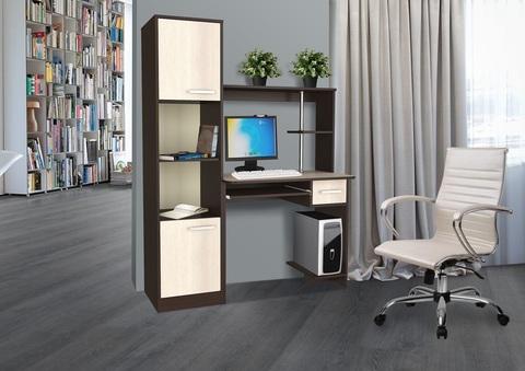 Стол компьютерный Дебют с пеналом