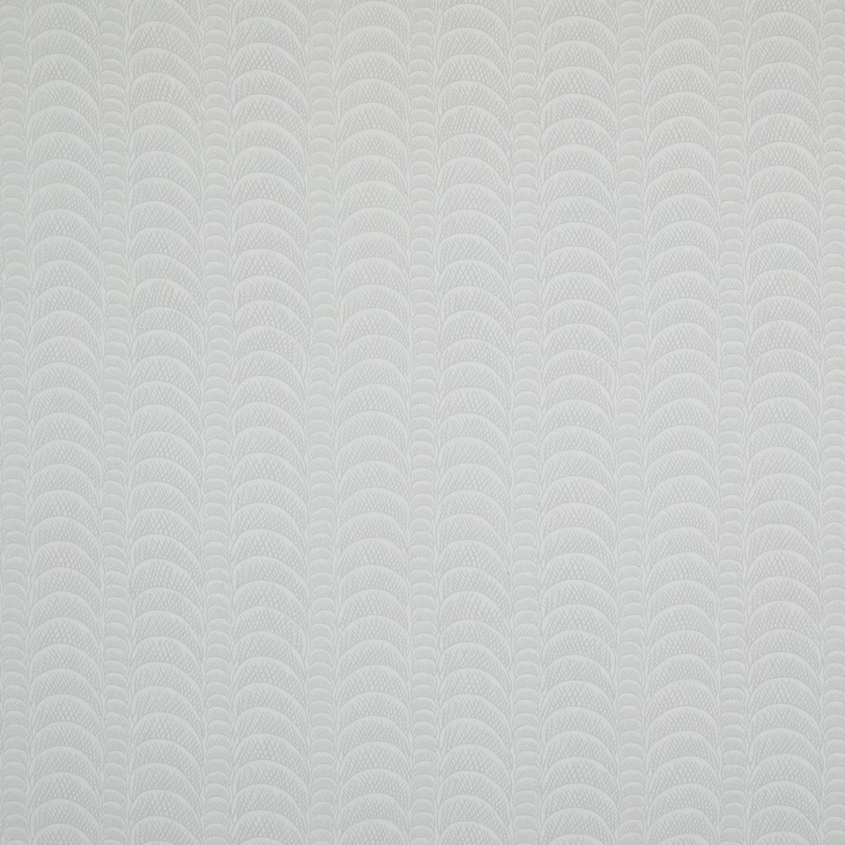 Шифон шёлковый в серые волны