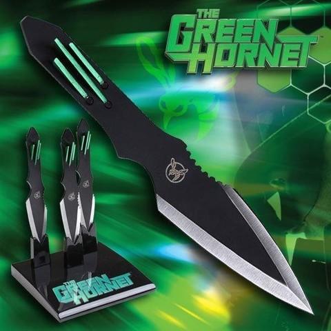 Green Hornet Kato's Throwing Knives