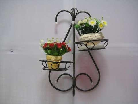 Подставка под цветы  настенная