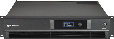 Dynacord L1800FD цифровой усилитель мощности