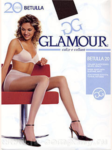 Колготки Glamour Betulla 20