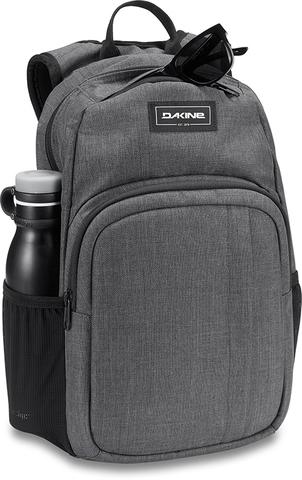 Картинка рюкзак городской Dakine campus s 18l Carbon - 5