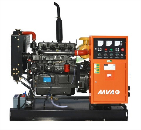 Дизельный генератор MVAE АД-20-230-Р