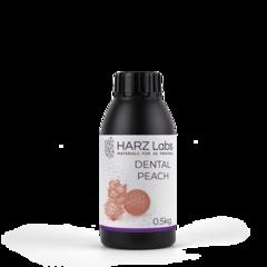 Фотография — Фотополимер HARZ Labs Dental Peach, персиковый (500 гр)