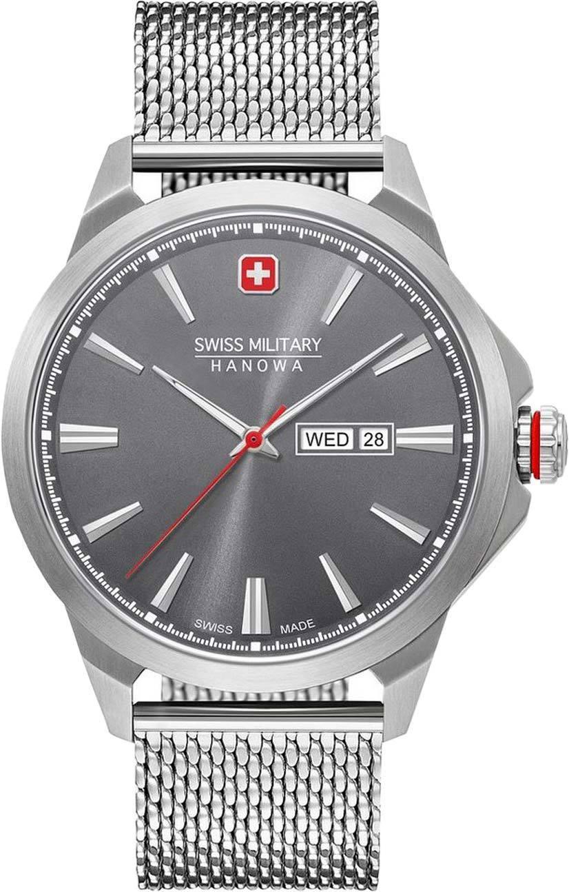 Часы мужские Swiss Military Hanowa 06-3346.04.009 Day Date Classic