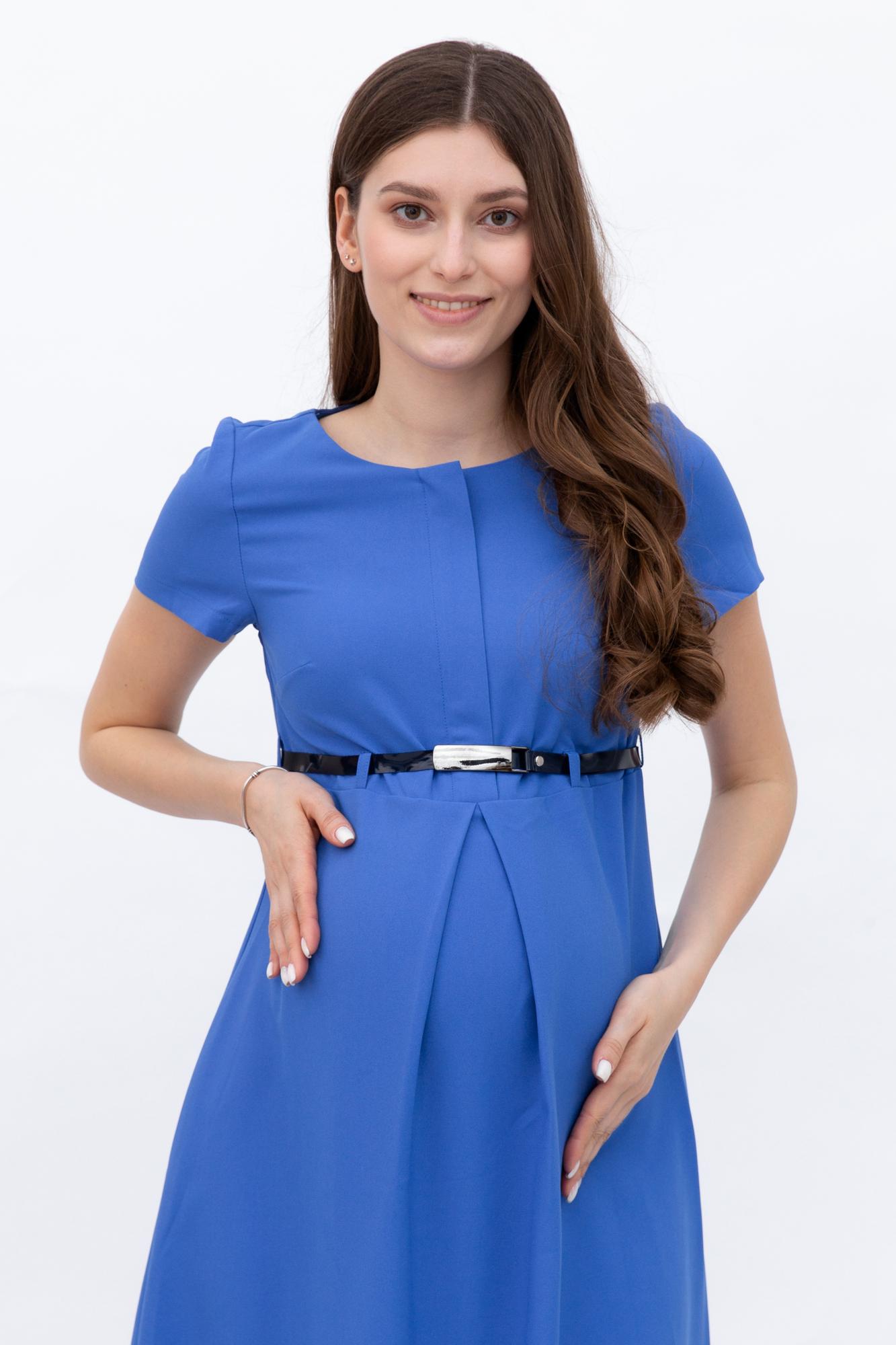 Платье для беременных и кормящих 09274 джинса