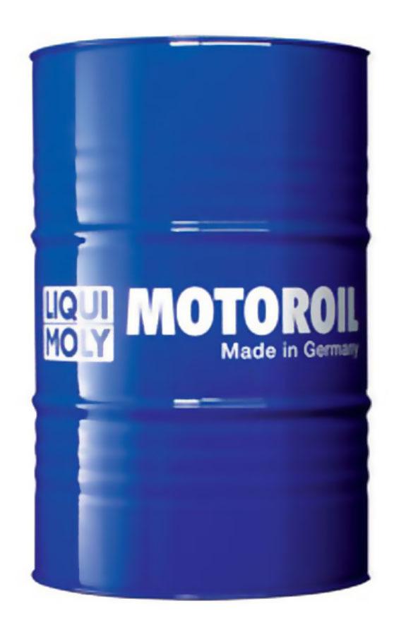 Масло Грузовое Liqui Moly LKW Leichtlauf Motoroil Basic 10w40 НС синтетическое моторное