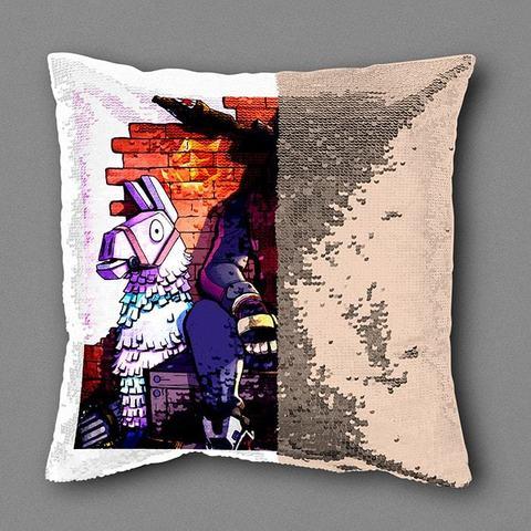 Подушка-хамелеон