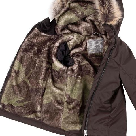Зимняя куртка-парка Kerry для мальчика