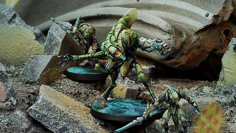 Shasvastii Armored Corps Sphinx