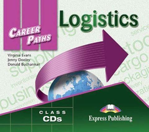 Career Paths Logistics (Esp) Audio Cds (Set Of 2). Аудио CD (2 шт.)