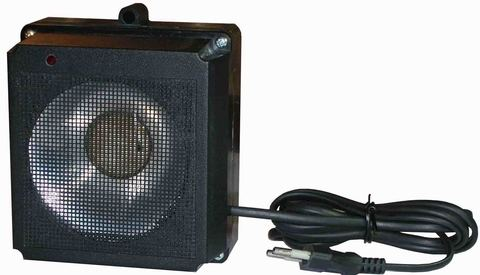 Отпугиватель грызунов УЗГ Гром 12 V