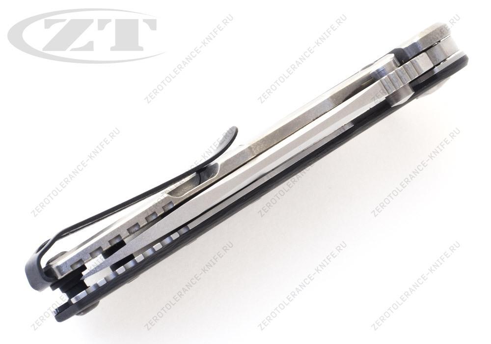 Нож Zero Tolerance 0562CF 204P Hinderer - фотография