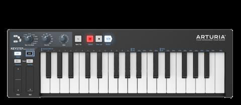 MIDI-клавіатура/контролер Arturia KeyStep Black Edition