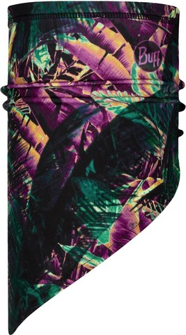 Шарф-труба сноубордическая Buff Bandana Tech Fleece Pur3 Black фото 1