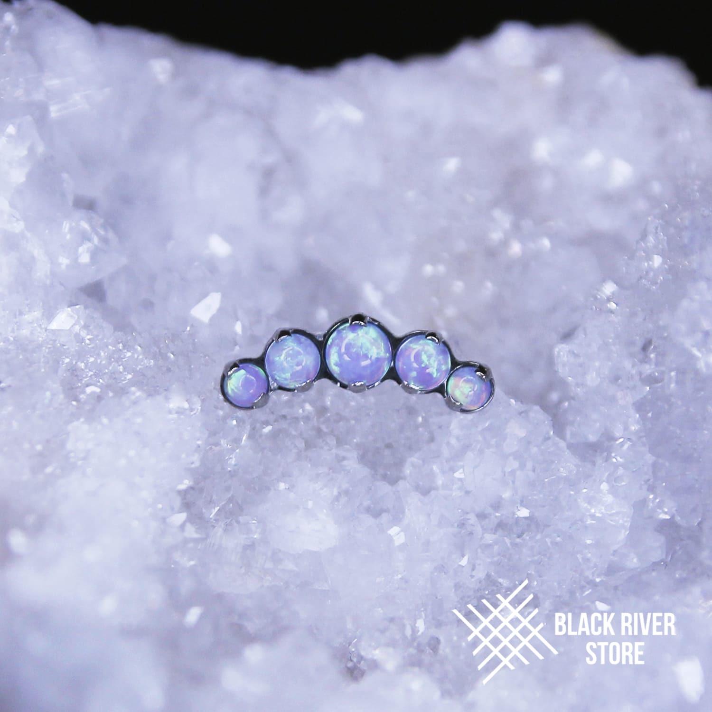 IS Prium Sky Blue Opal