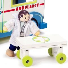 Игровой набор Скорая помощь с доктором, Le Toy Van