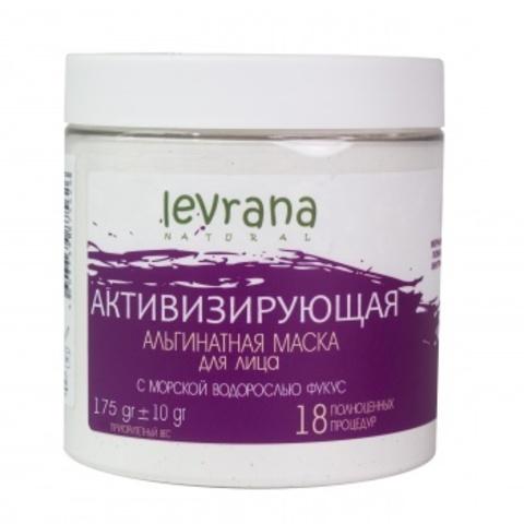 Levrana, Альгинатная маска для лица Активизирующая, 500гр