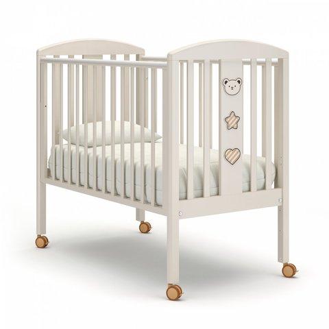 Кровать детская Дени люкс ваниль