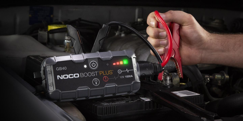 Пусковое устройство NOCO GB40 Boost Plus