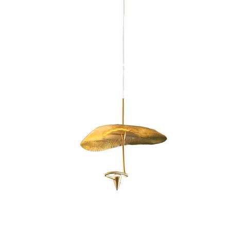 Подвесной светильник копия Gold Moon by Catellani & Smith (1 плафон)