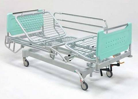 Кровать больничная 11-CP147 - фото