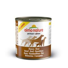 Консервы (банка) Almo Nature Classic Beef