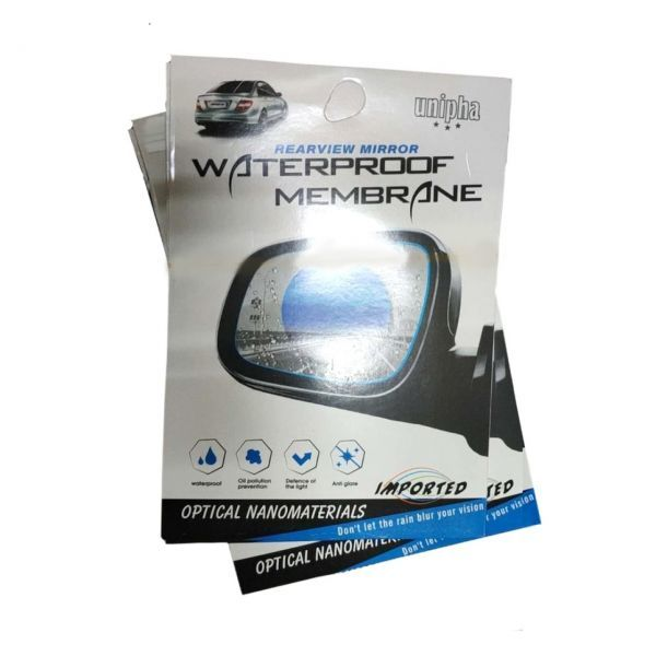 Мембрана на зеркало автомобиля Waterproof Membrane