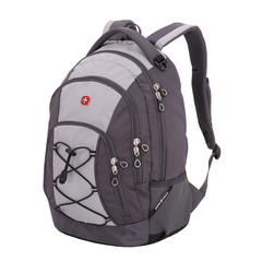 Рюкзак Swissgear, серый , 33х19х45 см, 28 л