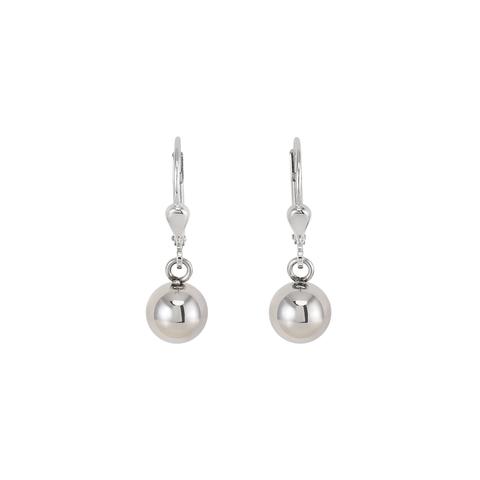 Серьги Coeur de Lion 4932/20-0717 цвет серебряный, серый