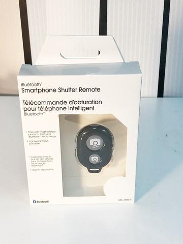 Кнопка для смартфона с Bluetooth для фотографий