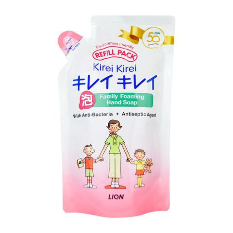 Жидкое антибактериальное мыло- пена для рук LION Ai Kekute