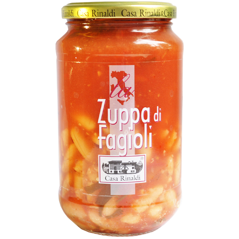 Суп Casa Rinaldi Фасолевый 550 гр