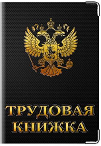 """Обложка для трудовой книжки """"Герб РФ"""" (4)"""