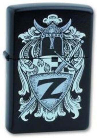 Зажигалка Zippo Horns&Sword